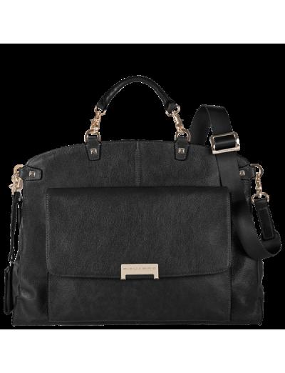 Елегантна дамска чанта в черен цвят - Сравняване на продукти