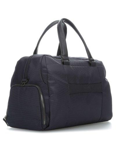 Brief Пътна чанта с отделение за обувки в тъмно син цвят - Сравняване на продукти