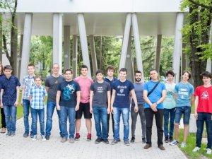 Samsonite Bulgaria подкрепи поредната изключителна инициатива: международния ИТ конкурс CodeIT